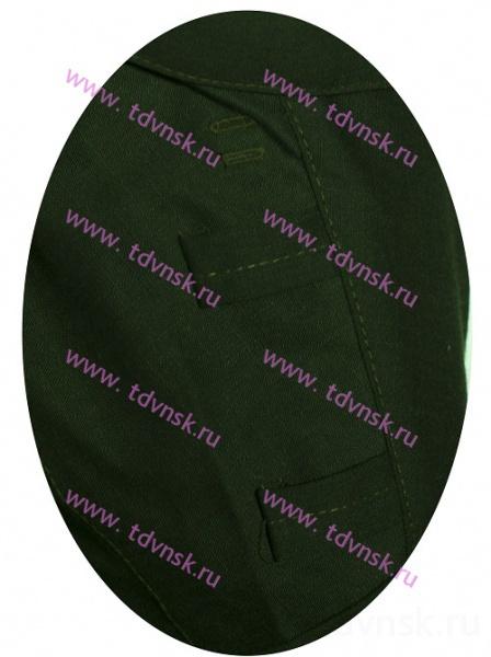 7d75484b034 Купить Рубашка форменная офисная зеленая мужская длинный рукав на ...